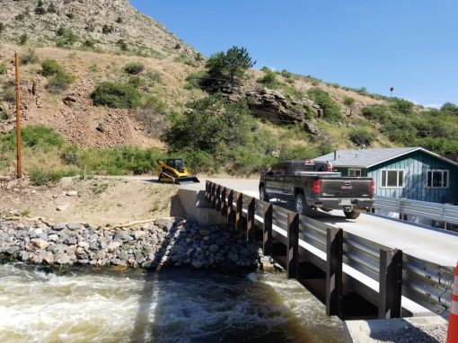 Boulder County Residential Bridges
